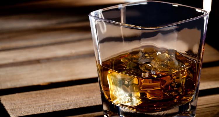 Где создавался ржаной виски