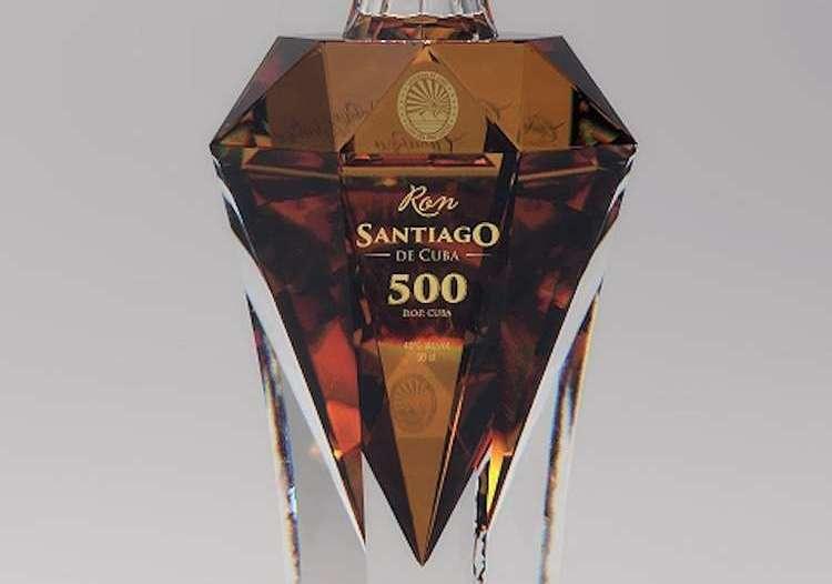 Этот, самый изысканный напиток, был выпущен в честь празднования 500-летия со дня основания города.