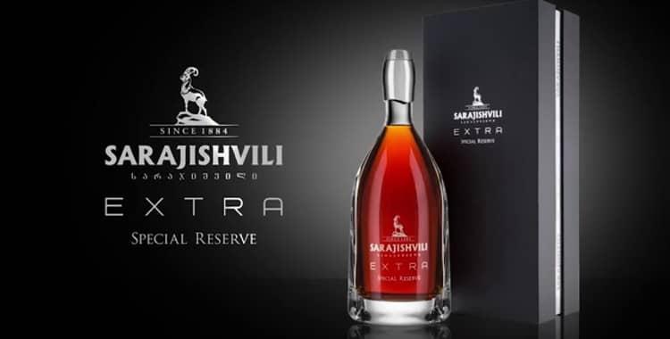 Обзор коньяка Сараджишвили