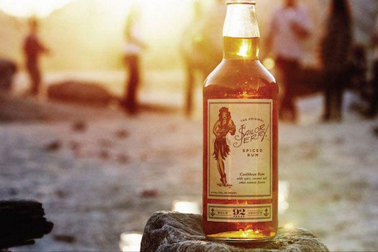 Этот ром наверняка понравится настоящим ценителям крепкого алкоголя.