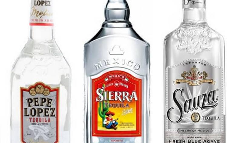 А дальше silver tequila разливается по бутылкам.