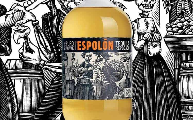 Известный бренд Эсполон тоже выпускает текилу репосадо.