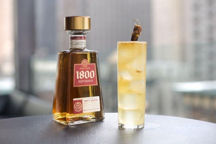 Эту текилу тоже можно использовать для приготовления коктейлей.