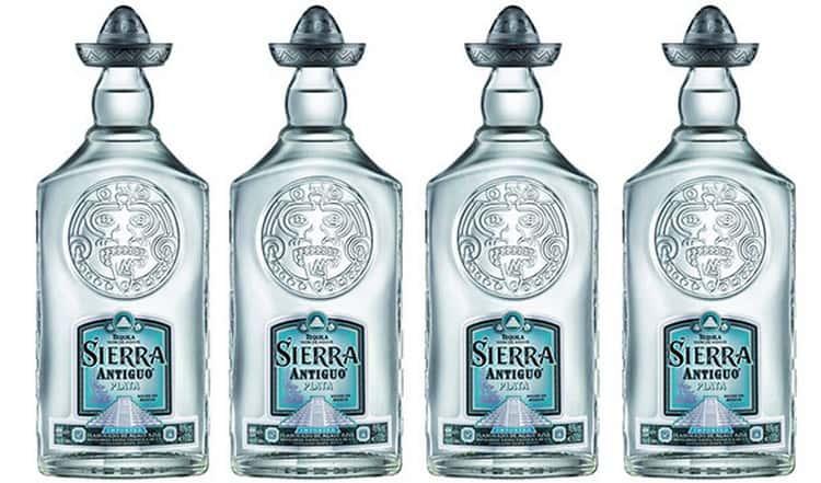 А этой разновидности silver tequila sierra присущ особый аромат.