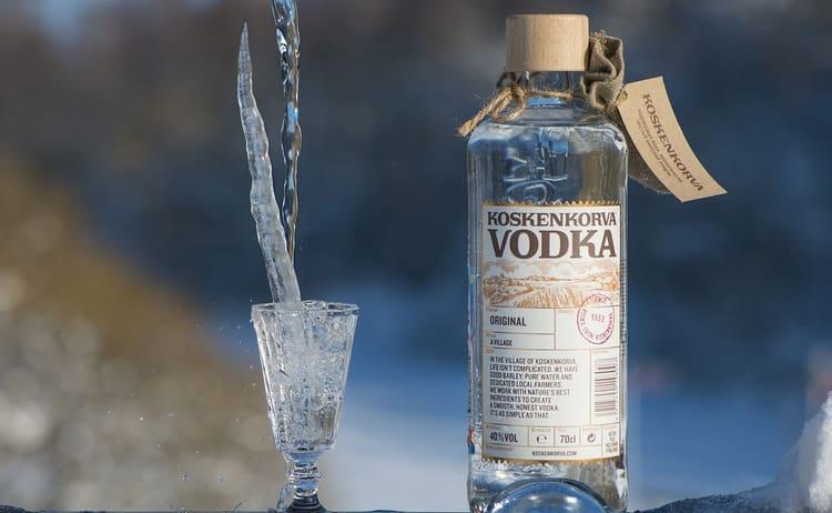 Ликер valhalla производится на основе известной скандинавской водки.