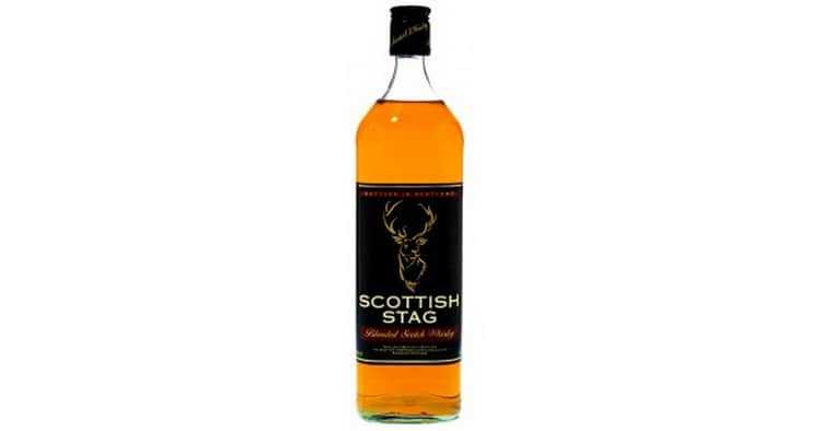 С чем подавать scottish stag виски