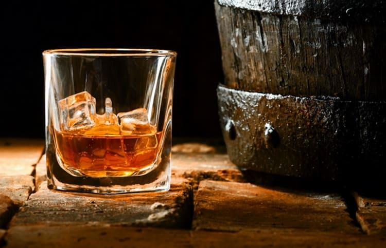 Как подавать scottish stag виски
