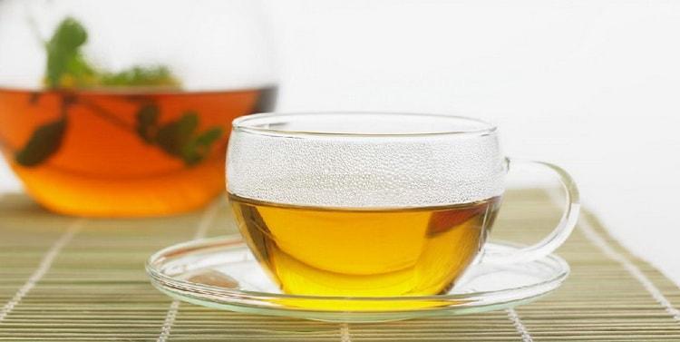 как называется зеленый чай с коньяком