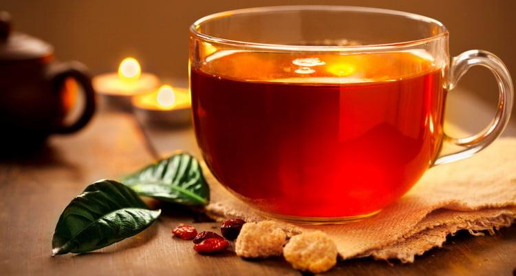 Класический рецепт чая с коньяком