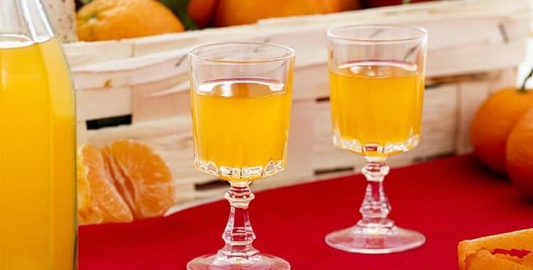 Водка на апельсинах в домашних условиях