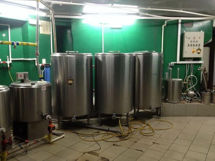 Как готовить пиво австрии