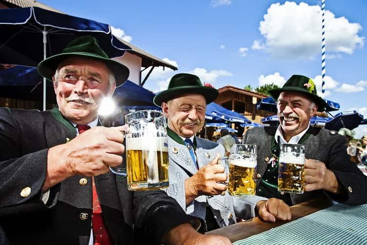 История австрийского пива
