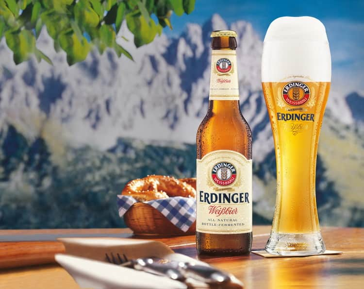 Как подавать пиво австрии