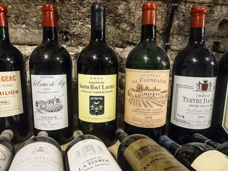 Как готовят вино bordeaux