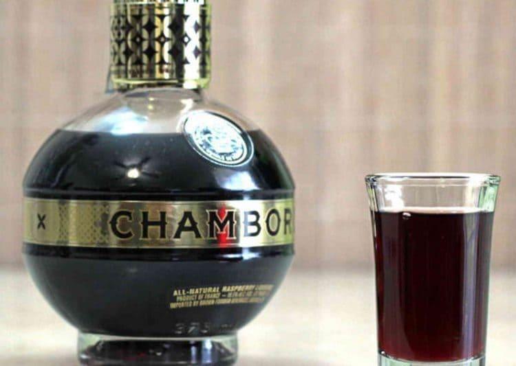 chambord liqueur это изысканный французский напиток, идеальный дижестив!