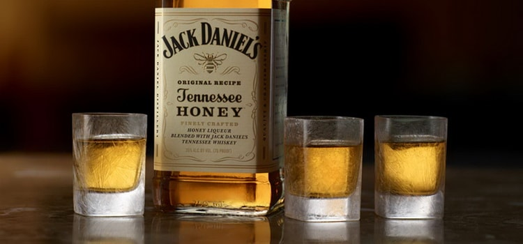 Как подавать jack daniels tennessee honey
