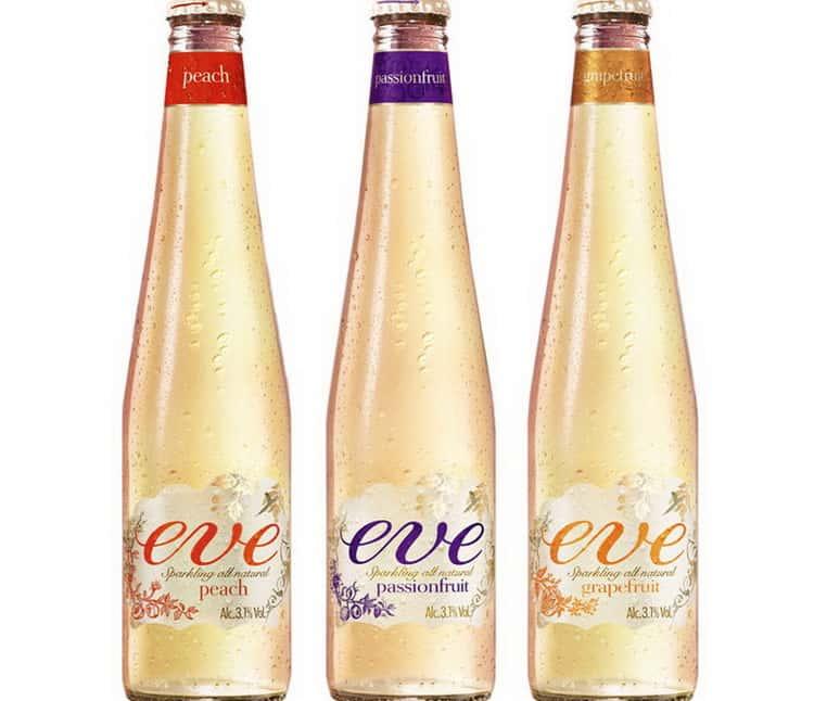 Как подается напиток eve