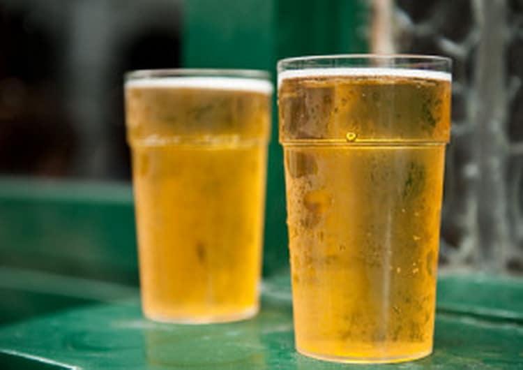 Как подается женское пиво eve