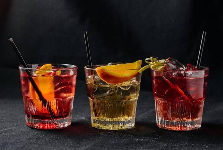 Калорийность виски с колой