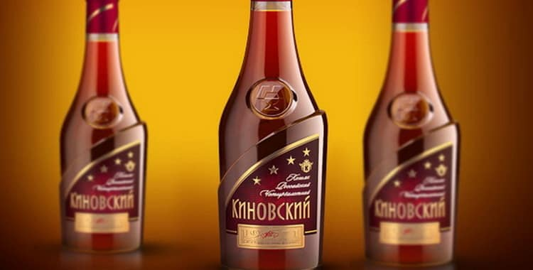 Обзор коньяка Киновский