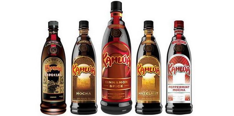 какая спиртовая основа используется в производстве ликера kahlua