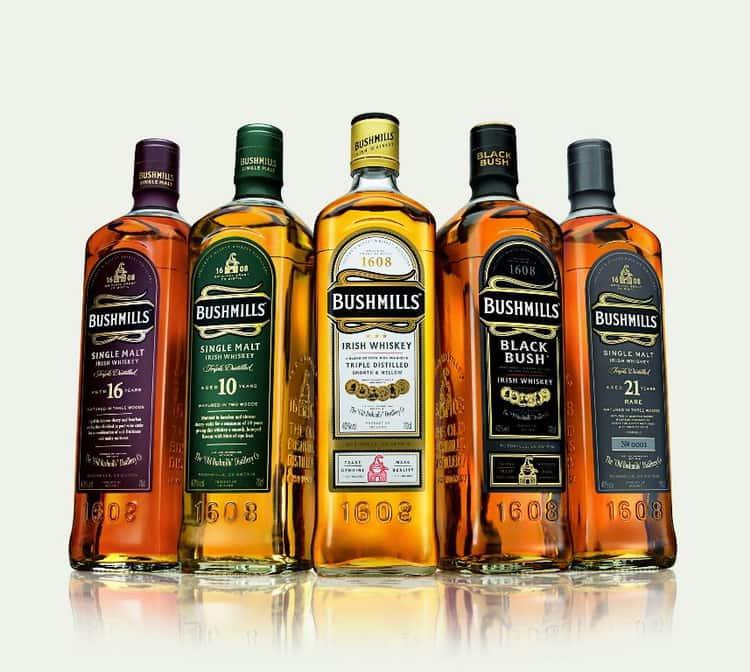 Правильный порядок производства шотландского и ирландского виски