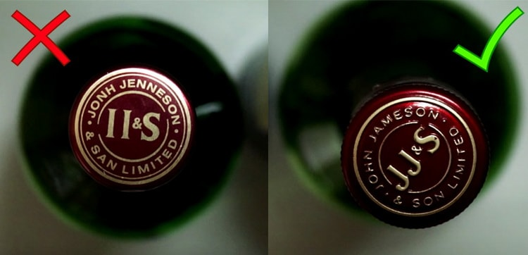 Отличный способ как проверить виски на подлинность