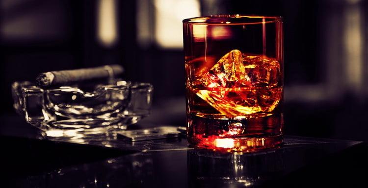 Вред виски на здоровья человека