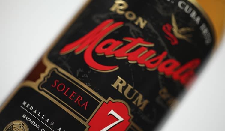 С чем пить matusalem gran reserva