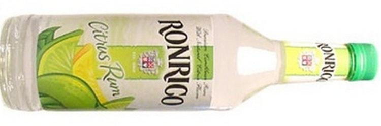 Производитель предлагает также цитрусовый напиток.