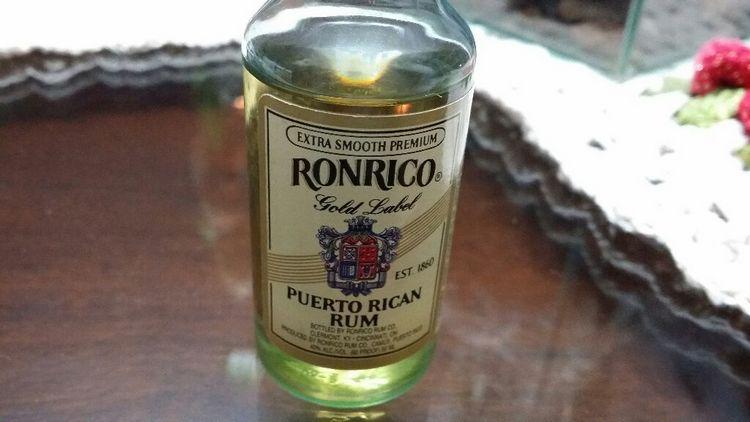 Ром Ronrico имеет свою богатую историю.