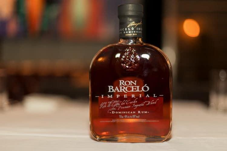 С чем подавать ron barcelo imperial