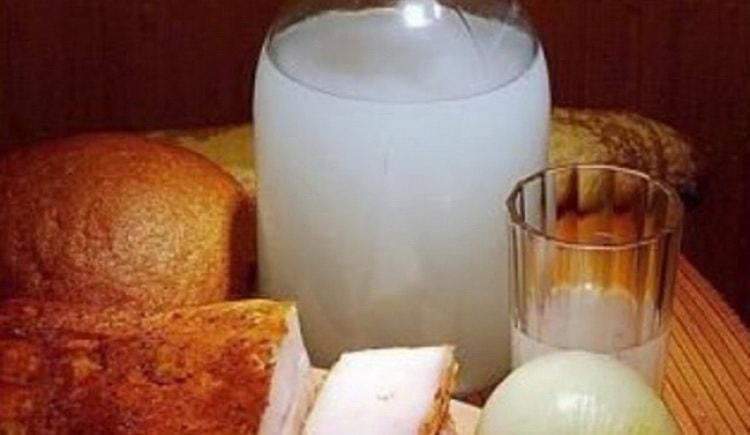 Рецепт самогона из крахмала в домашних условиях