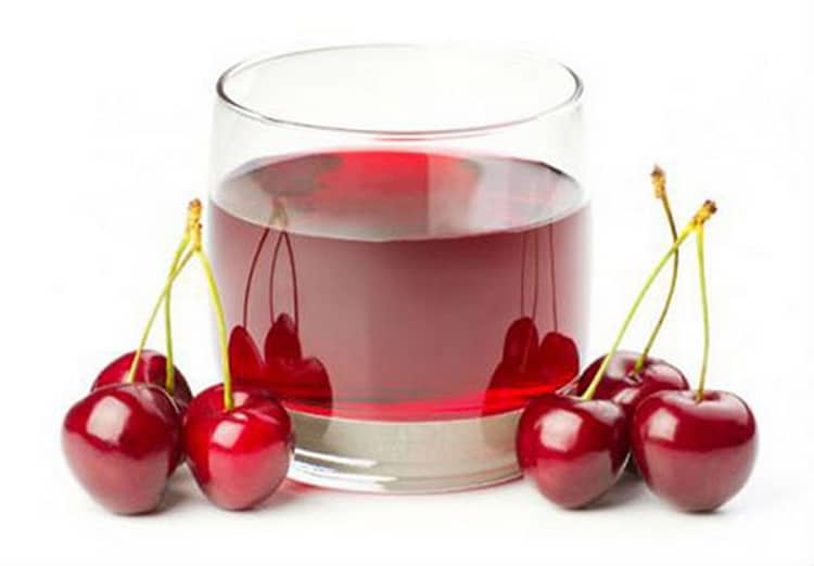 Все о том с чем пьют вишневый сидр