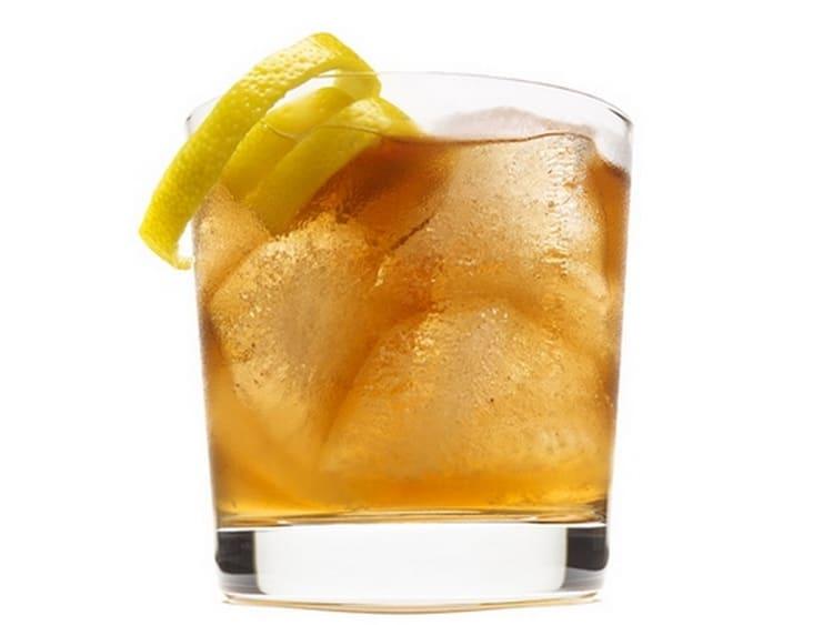 Коктейли с виски скоттиш колли