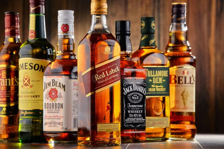 Какой срок хранения виски