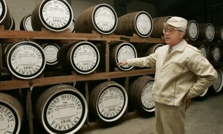 Как готовят японский односолодовый виски