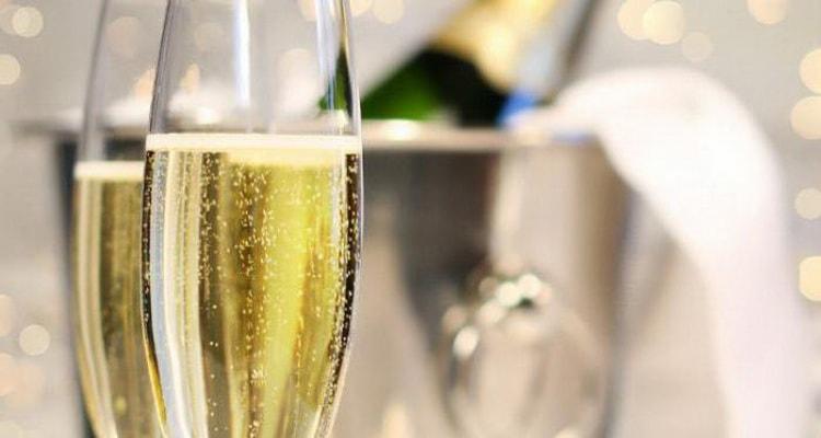 Как подавать шампанское dolce vita