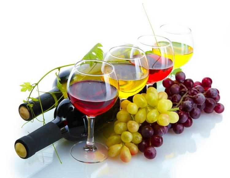 болгарские вина и их цвета