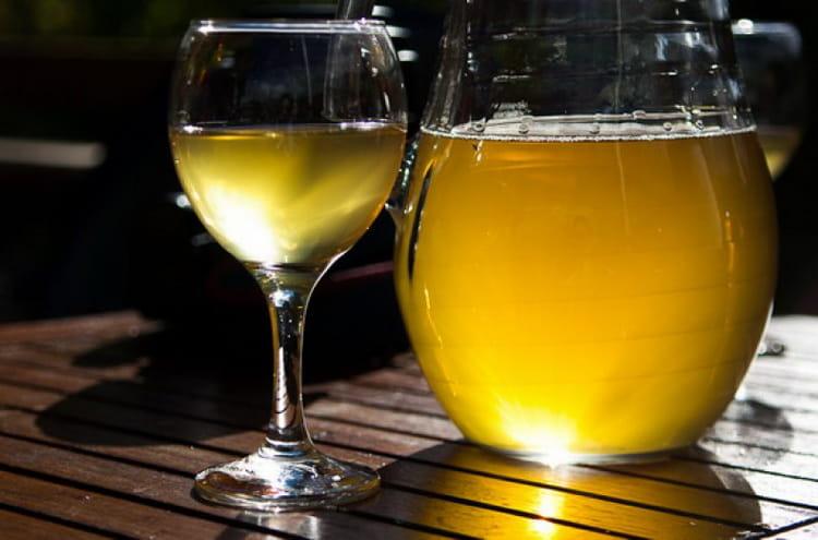 вино из крыжовника в домашних условиях простой рецепт с перчаткой