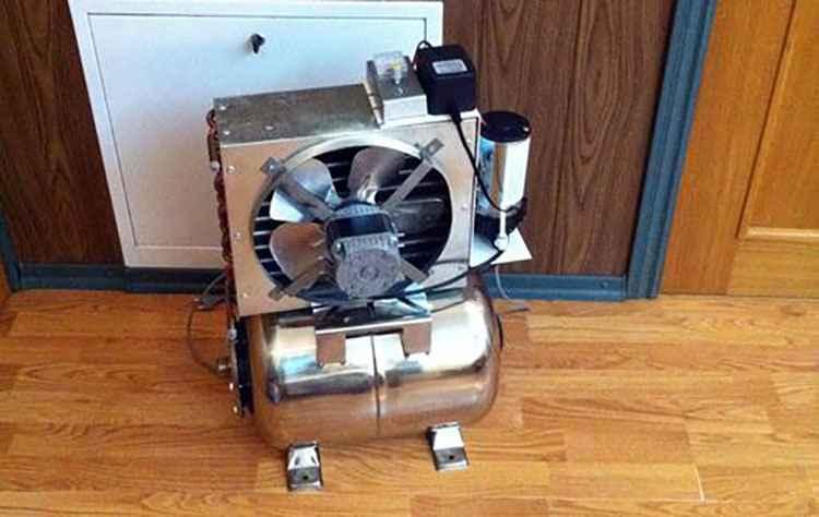 Автономная система охлаждения для самогонного аппарата своими руками самогонный аппарат 125 литров