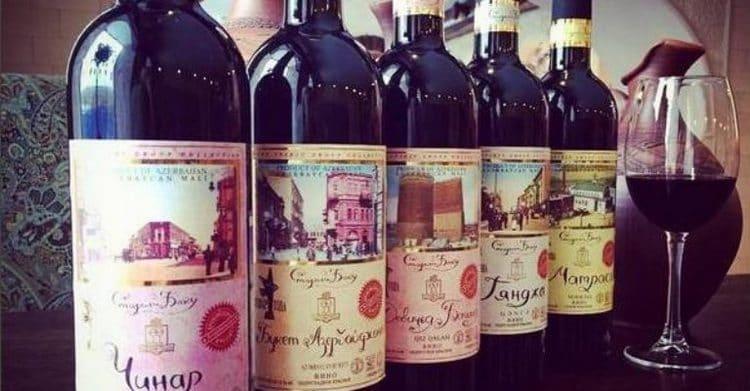 Вина Азербайджана это широчайшая линейка качественных продуктов.