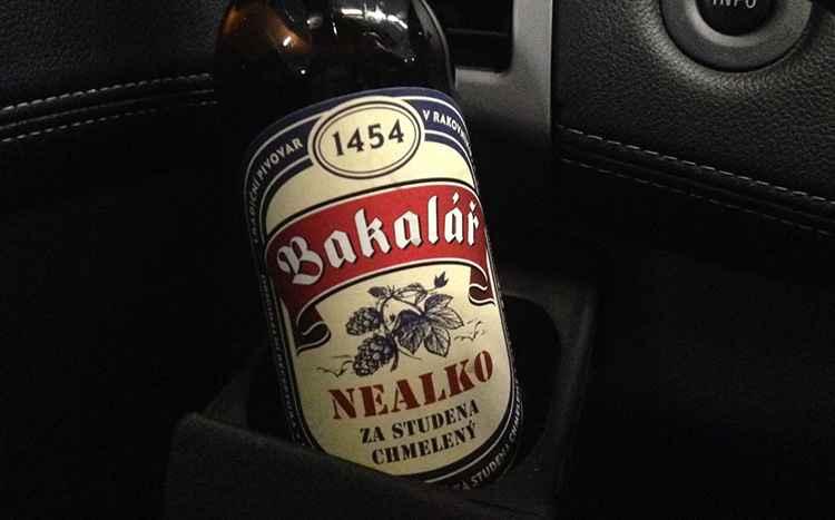 Чешское безалкогольное пиво