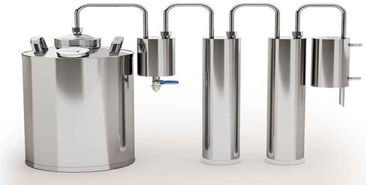 Сколько нужно барботеров в самогонном аппарате коптильня с гидрозатвором горячего копчения купить