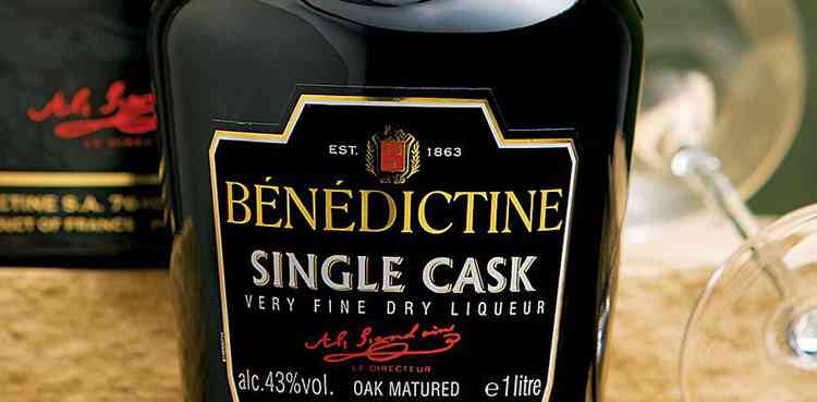 Benedictine Single Cask ликер