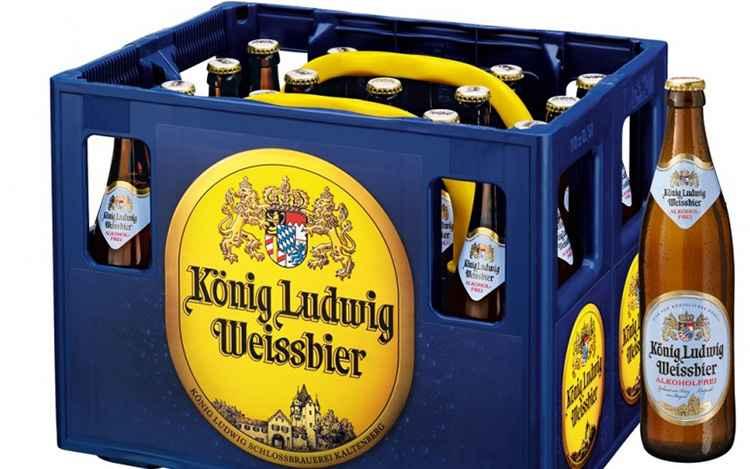 Безалкогольное немецкое пиво