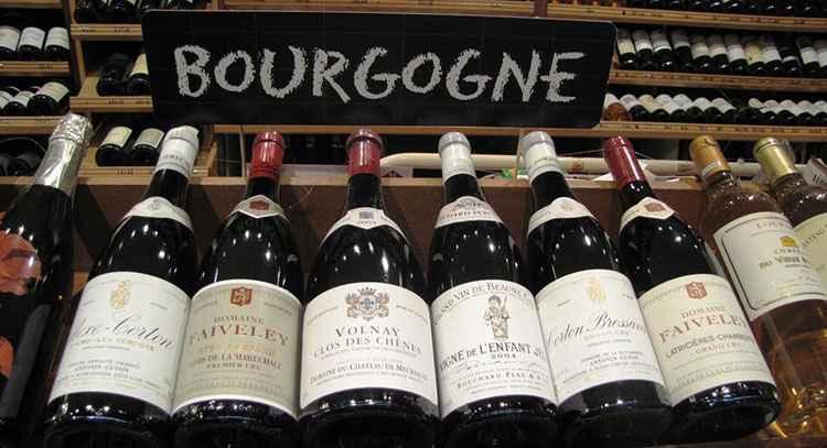 Бургундское вино как купить оригинал