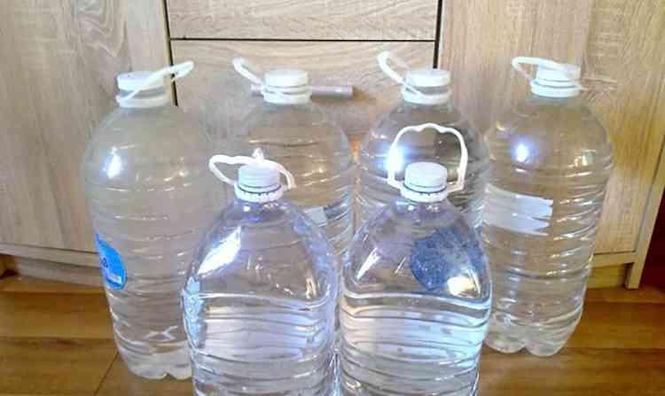 Растворяем сахар в воде