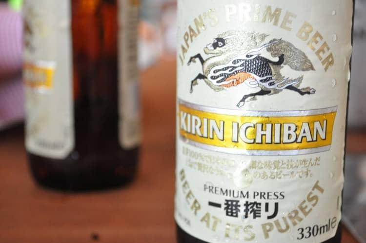 Это довольно-таки популярная марка японского пива.