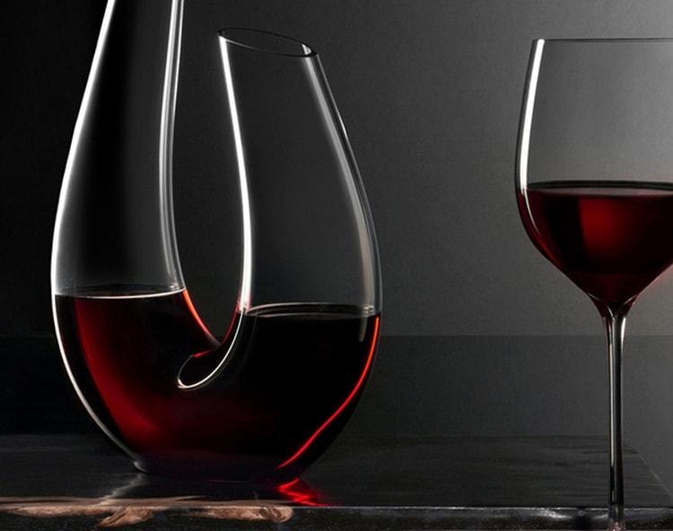 Декантер это не просто графин для вина.